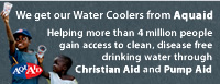 Plumbed in Water Coolers from AquAid