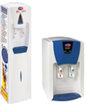 Mains fed water coolers, desktop and free standing water dispensers