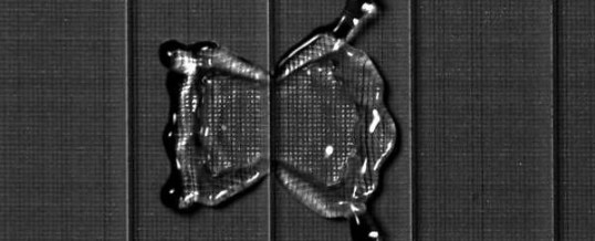 New Surfaces Make Water Bounce, Faster