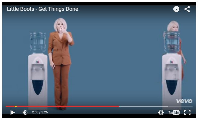 AquAid's Bottled Water Cooler goes Viral in peppy Vevo Music Video!