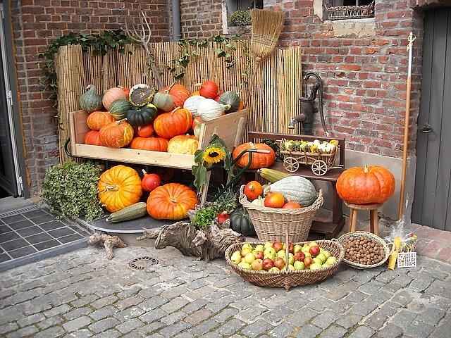 Traditional Autumn Festivities you may need Water for