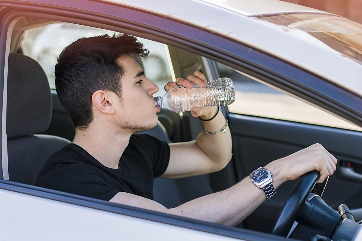 Driver Hydration and Other Hydration Type Scenarios