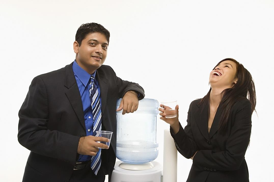 Water Cooler Manners – Two Point Oh One Six
