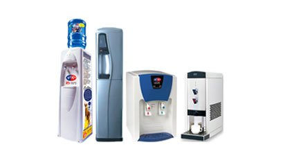 Water Coolers on demand