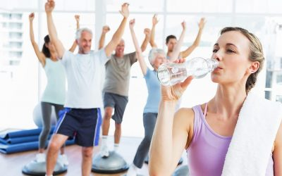 How your Water Cooler helps with your Hydration and Fitness