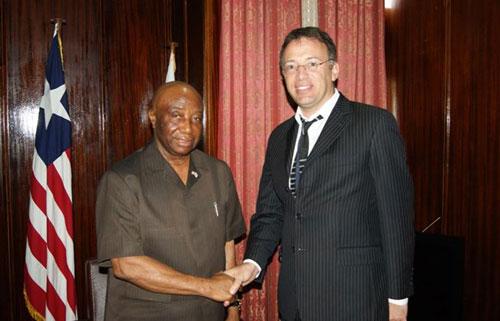 Vice - President-of-Liberia