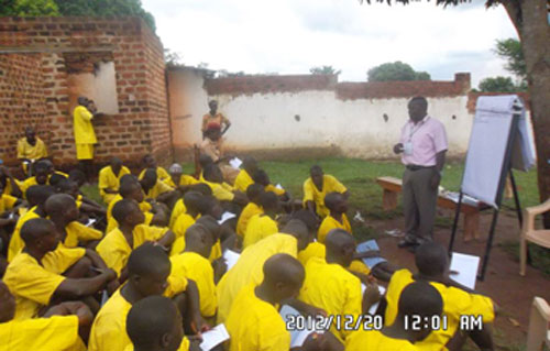 The Africa Trust training seminar