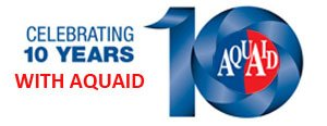 AquAid South Coast – Ten Year Anniversary for Telesales Whiz – Mary Graham