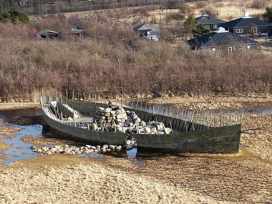 Vikings across the Water