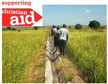 AquAid and Christian Aid – 2016 update