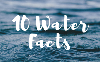 10 Water Facts