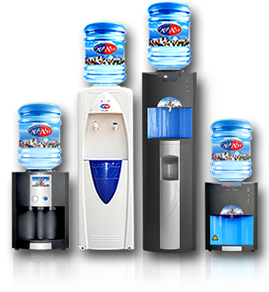 Bottle Fed Water Coolers
