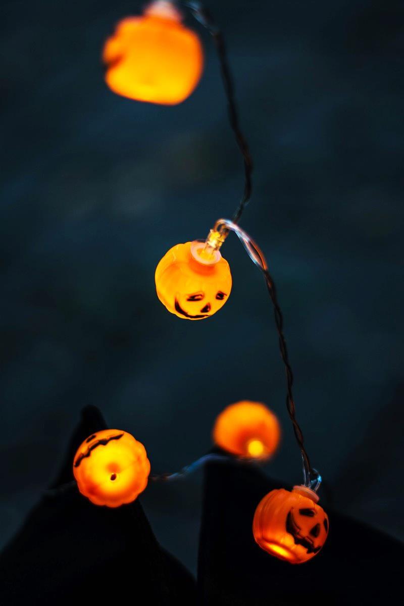 H2O at Halloween