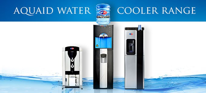 Aquaid Water Cooler Range