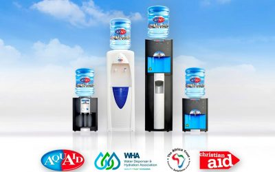 The Advantages of the AquAid Bottle-Fed Water Cooler