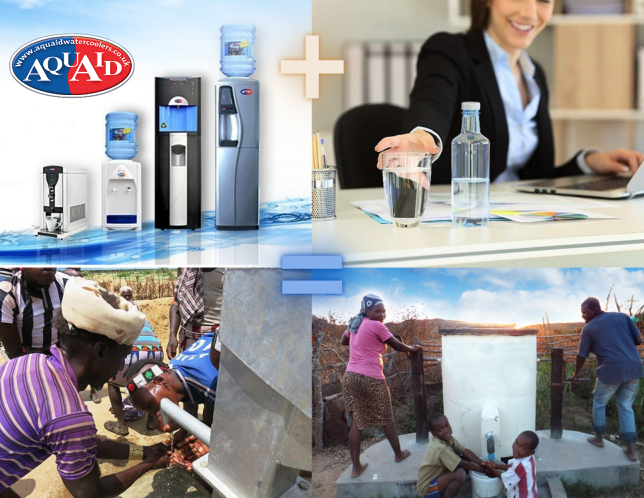 AquAid and Charity: How Donations Fund the Delivery of Clean Water Resources