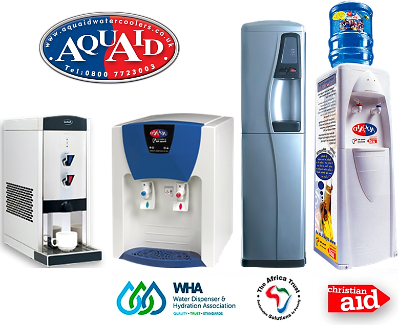 AquAid Water Dispensers – Hydration for All Seasons